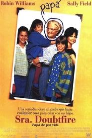 Señora Doubtfire, papá de por vida (1993)