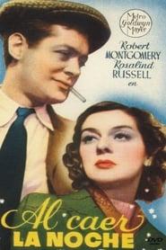 Al caer la noche (1937)