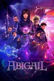 Descargar Abigail: Ciudad Fantástica 2019 Latino DUAL HD 720P por MEGA