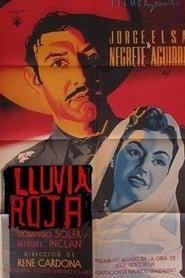 Lluvia roja (1950)