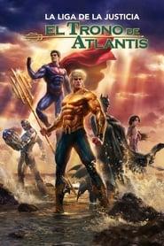 La liga de la justicia: El trono de Atlantis (2014)
