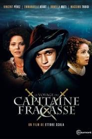 Le voyage du capitaine Fracasse streaming sur zone telechargement