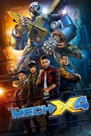 Mech-X4 Season 1 Episode 4