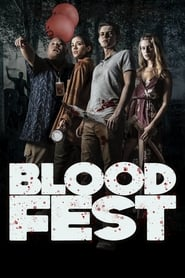 Poster for Blood Fest (2019)