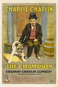 Charlot boxeur 1915