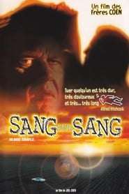 Film Sang pour sang streaming VF complet