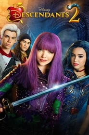 Descendants 2 streaming sur zone telechargement