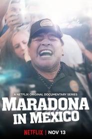Maradona Meksika'da