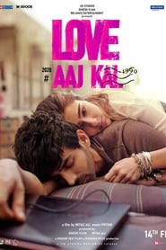 Poster for Love Aaj Kal (2020)