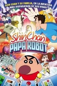 Shin Chan: Papá Robot (2014)