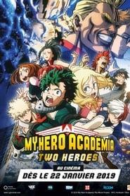 My Hero Academia: Two Heroes streaming VF