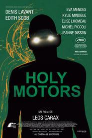 Holy Motors streaming sur libertyvf