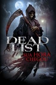 Imagem Dead List - Sua Hora Chegou - Dublado