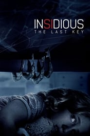 Insidious 4 - The Last Key Cover