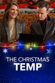 Poster for The Christmas Temp (2019)
