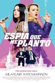 Mi ex es un espía (2018)