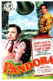 Pandora y el holandés errante (1951)