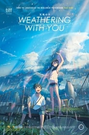 Poster for Weathering with You (2019)