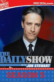 The Daily Show with Trevor Noah Season 5