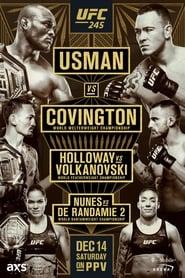UFC 245: Usman vs. Covington streaming sur zone telechargement