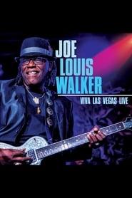 Poster for Joe Louis Walker: Viva Las Vegas Live (2019)