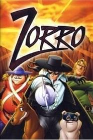 El increible Zorro, la serie animada