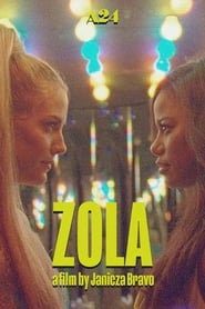 Poster for Zola (2020)