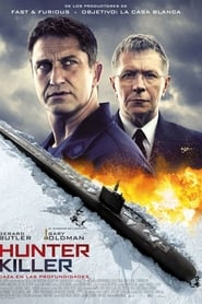 Hunter Killer: Misión submarino (2018)