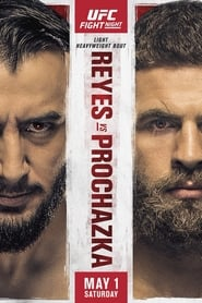 UFC on ESPN 23: Reyes vs. Prochazka