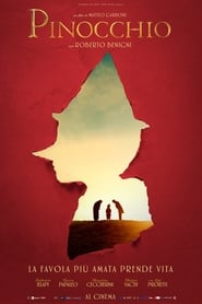 Poster for Pinocchio (2019)