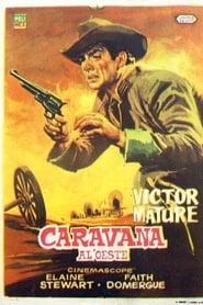 Caravana al Oeste (1958)