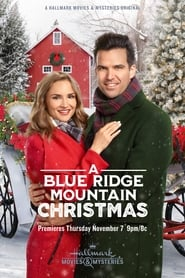 Poster for A Blue Ridge Mountain Christmas (2019)