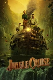 Poster for Jungle Cruise (2020)