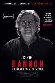 Steve Bannon - Le grand manipulateur streaming sur zone telechargement