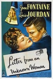 Carta de uma Desconhecida (1948) Assistir Online