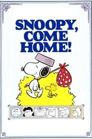 Volte Para Casa, Snoopy (1972) Assistir Online