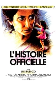 Film L'Histoire officielle streaming VF complet