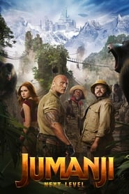 voir film Jumanji : Bienvenue dans la Jungle 2 streaming