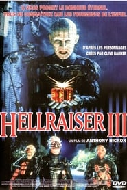 Hellraiser 3 - L'enfer sur terre streaming sur libertyvf