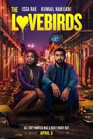 Poster for The Lovebirds (2020)