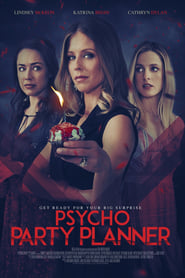 Poster for Psycho Party Planner (2020)