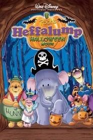 Winnie The Pooh y Heffalump en Halloween