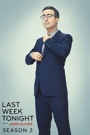 Last Week Tonight with John Oliver Season 3