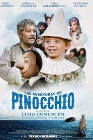 Les aventures de Pinocchio streaming sur zone telechargement