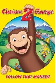 Georges le petit curieux 2 - Suivez ce singe streaming