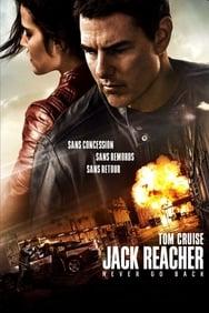 Jack Reacher : Never Go Back streaming