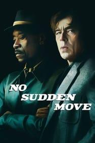 No Sudden Move streaming