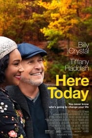 film Here Today streaming