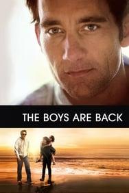 Mes garçons sont de retour