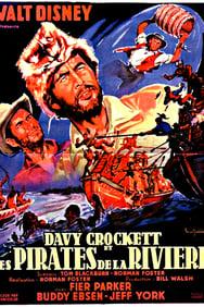 Davy Crockett et les pirates de la rivière streaming